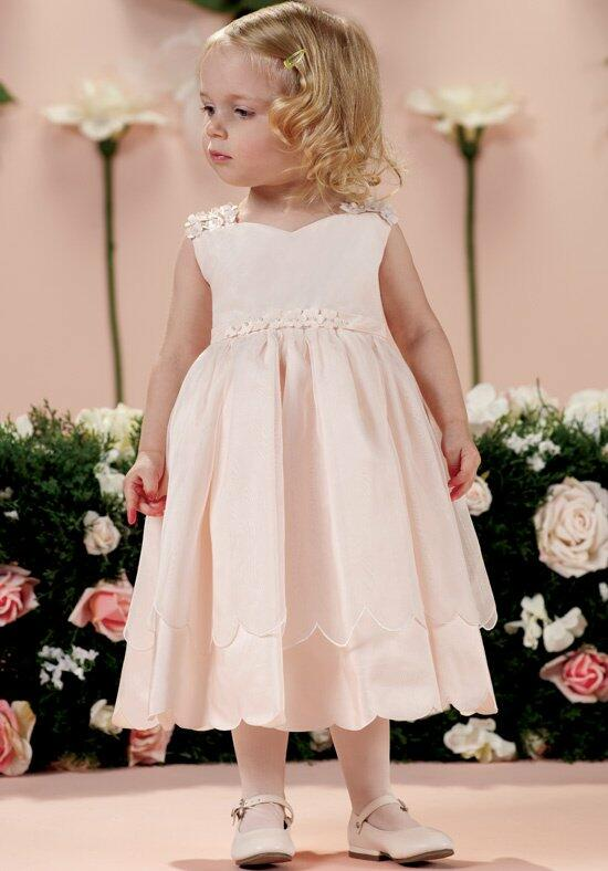 Joan Calabrese by Mon Cheri 114358B Flower Girl Dress photo