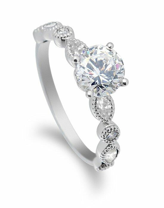 Timeless Designs R1872-D Engagement Ring photo