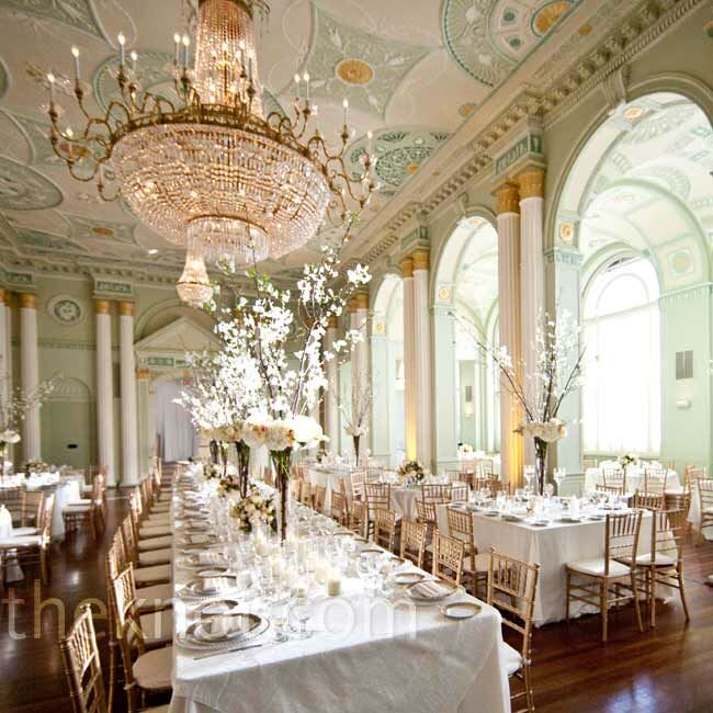 Ballroom wedding reception for Wedding reception location ideas