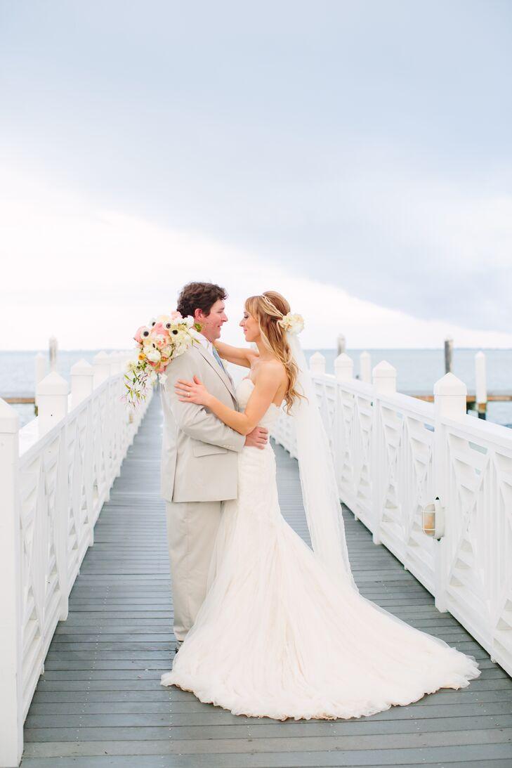 An Ocean-Inspired Wedding at South Seas Island Resort in Captiva ...