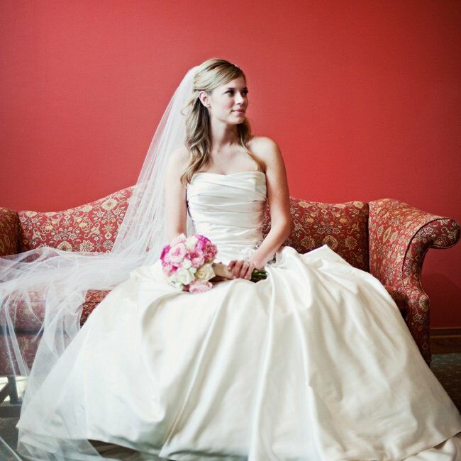 Strapless Enzoani Ball Gown