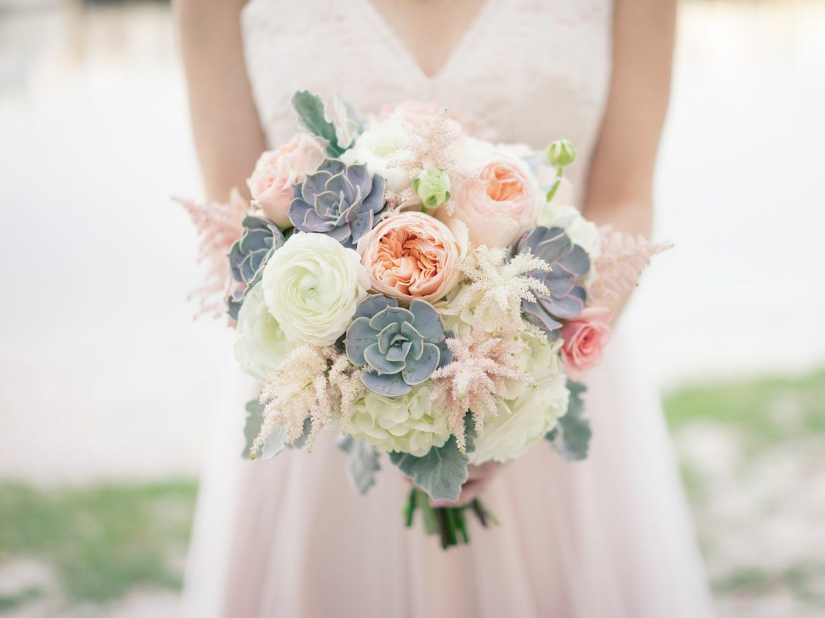 11 Stylish Ways To Use Succulents In Your Wedding