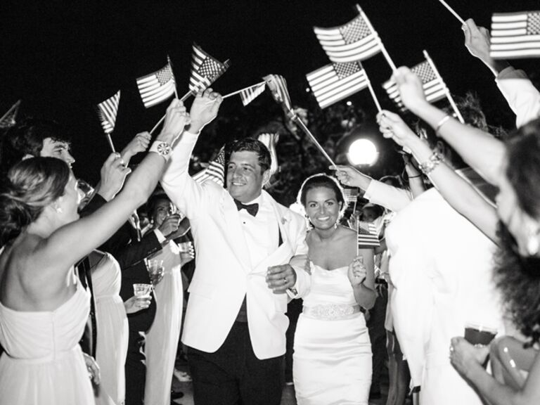 14 Fun Fourth of July Wedding Ideas