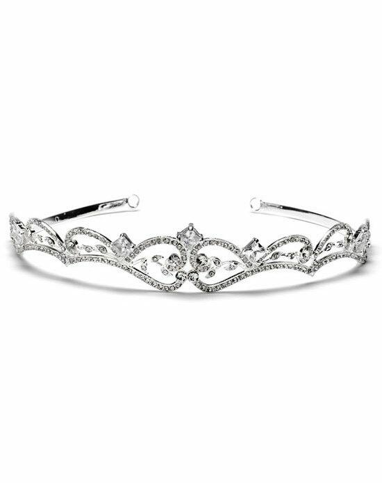 USABride Mystique Rhinestone Tiara TI-179 Wedding Tiaras photo