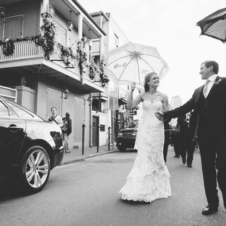 A Traditional Museum Wedding in New Orleans