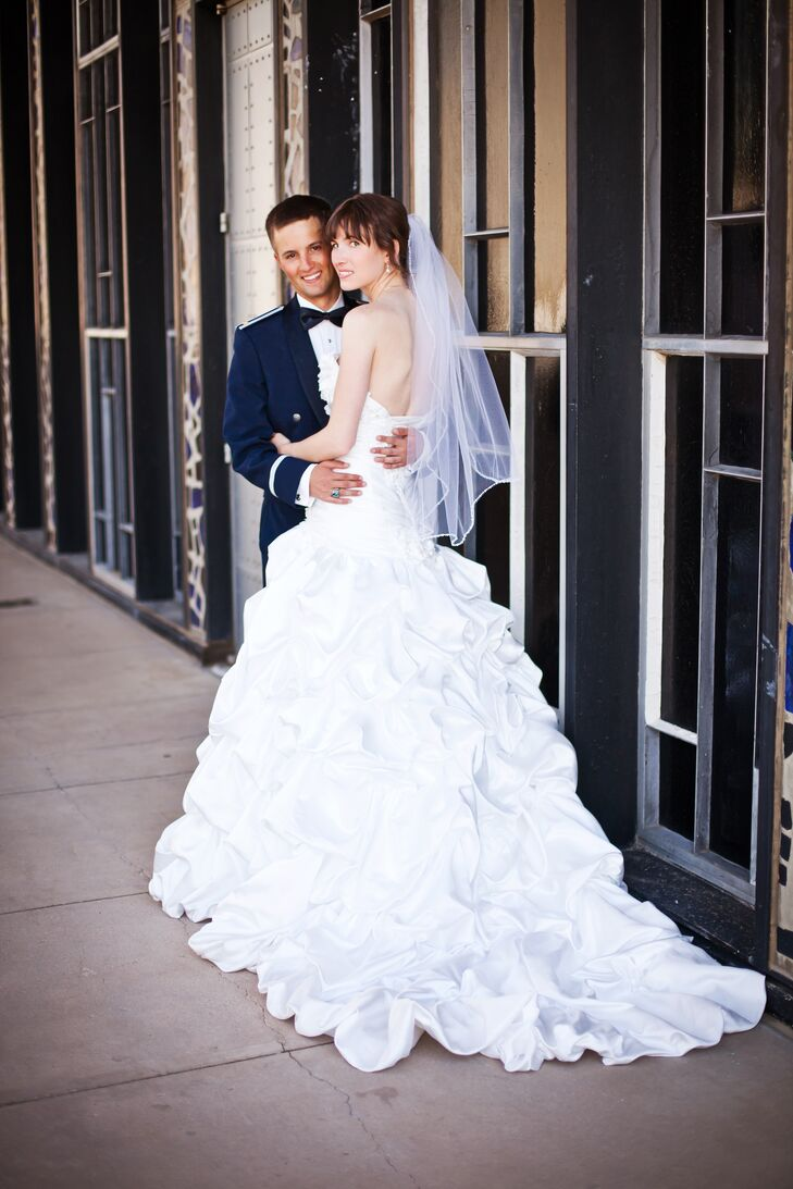 Colorful and Classic Wedding at Falcon Club at US Air Force Academy ...
