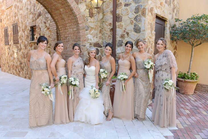 Adrianna Papell Bridesmaid Dress