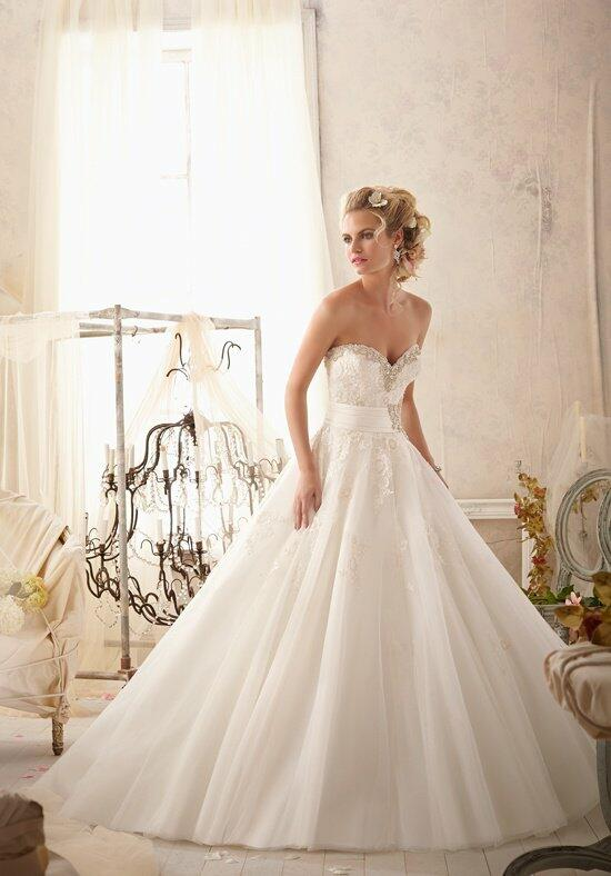Mori Lee by Madeline Gardner 2614 Wedding Dress photo
