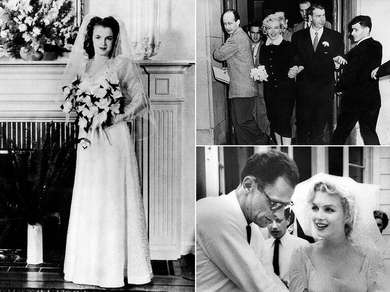 Marilyn Monroe Wedding Ring