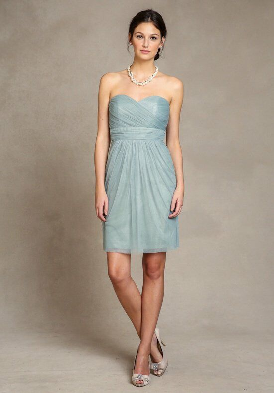 Jenny Yoo Collection (Maids) Kara 1554 Bridesmaid Dress photo