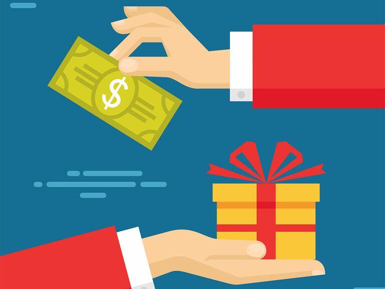 Cash Gift Registry Wedding: 10 Crazy Funds On The Knot Cash Wedding Registry