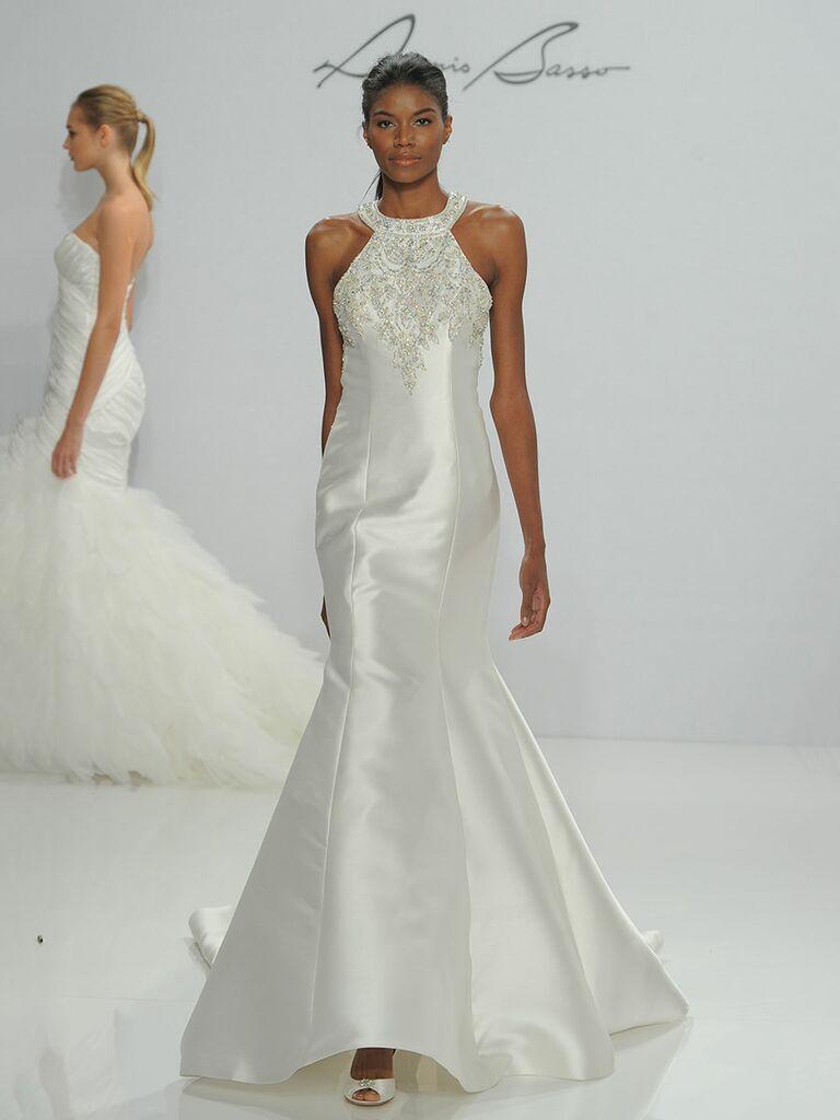 Dennis Basso Dennis Basso Fall 2017 Collection Bridal Fashion Week Photos