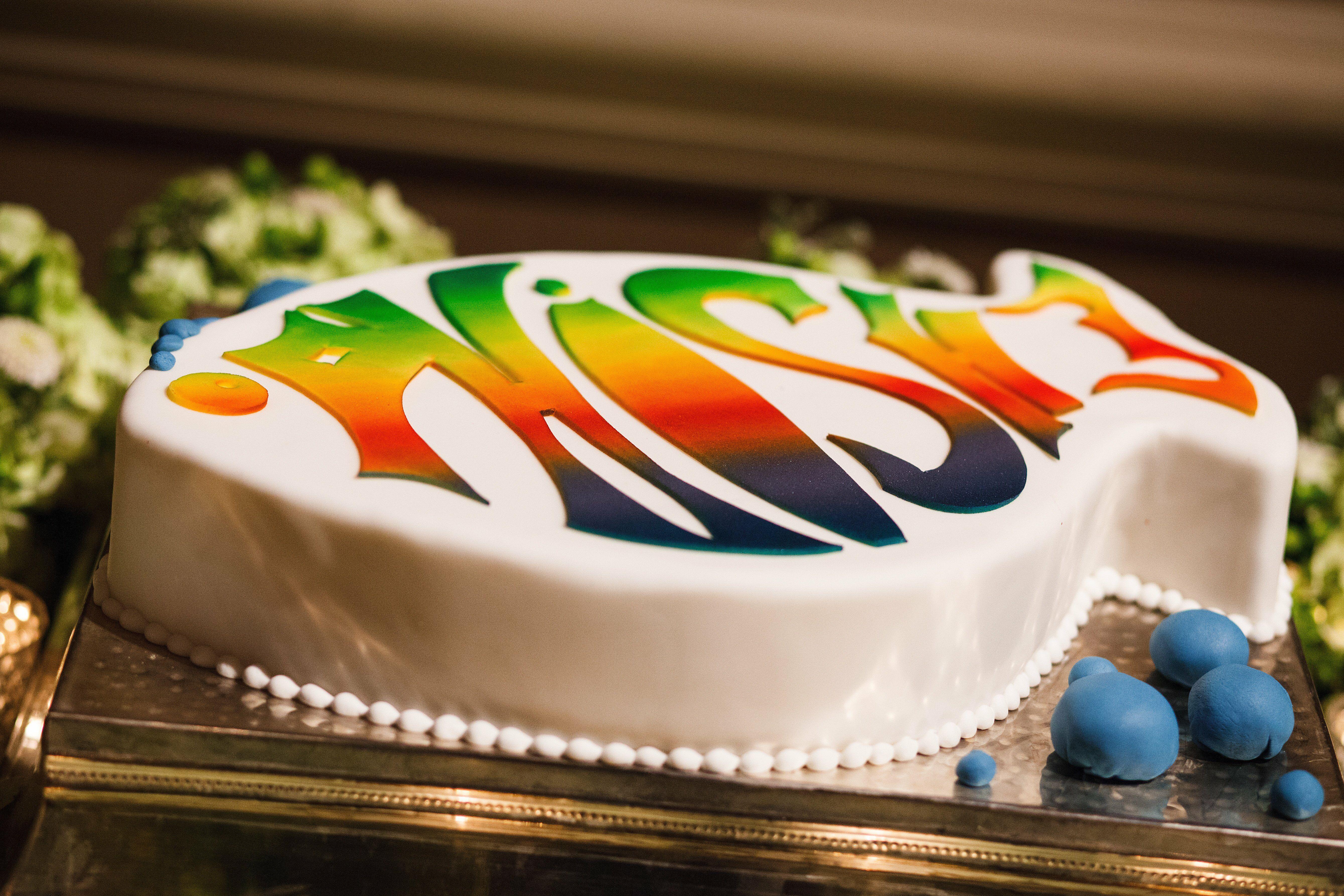 Phish Groom S Cake