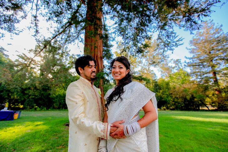 An Indian Fusion Wedding At Ardenwood Historic Farm In Fremont California