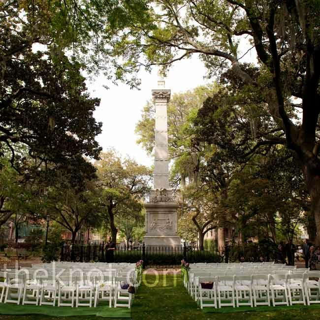Outside Wedding Ceremony Edmonton: Outdoor Wedding Ceremony