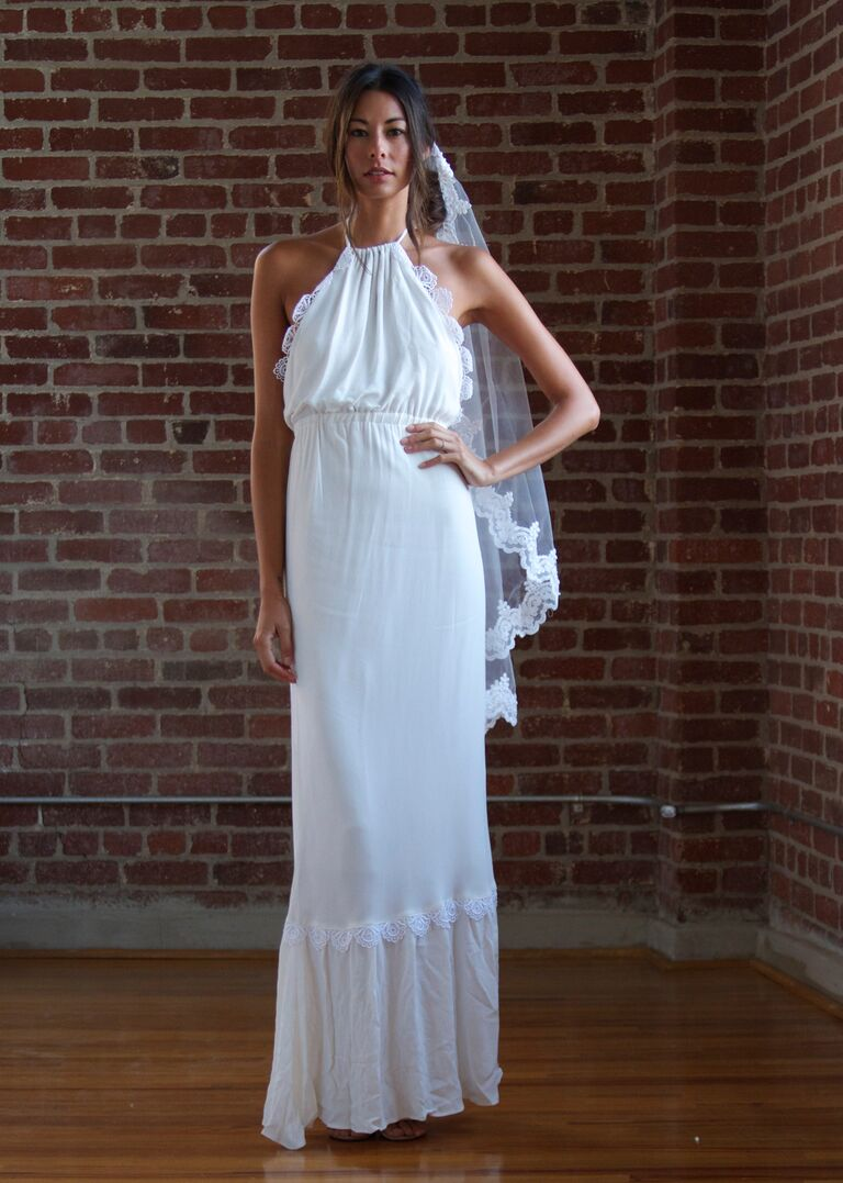 Were in love with stone cold foxs new boho wedding dresses sc6 ombrellifo Choice Image