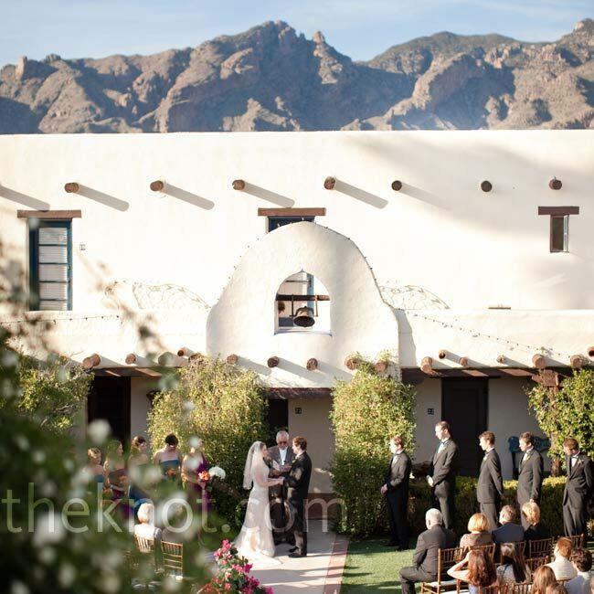 Wedding Invitations Tucson: Hacienda Del Sol Ceremony
