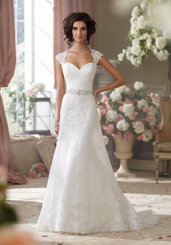 David Tutera for Mon Cheri 214204 Flo Wedding Dress photo