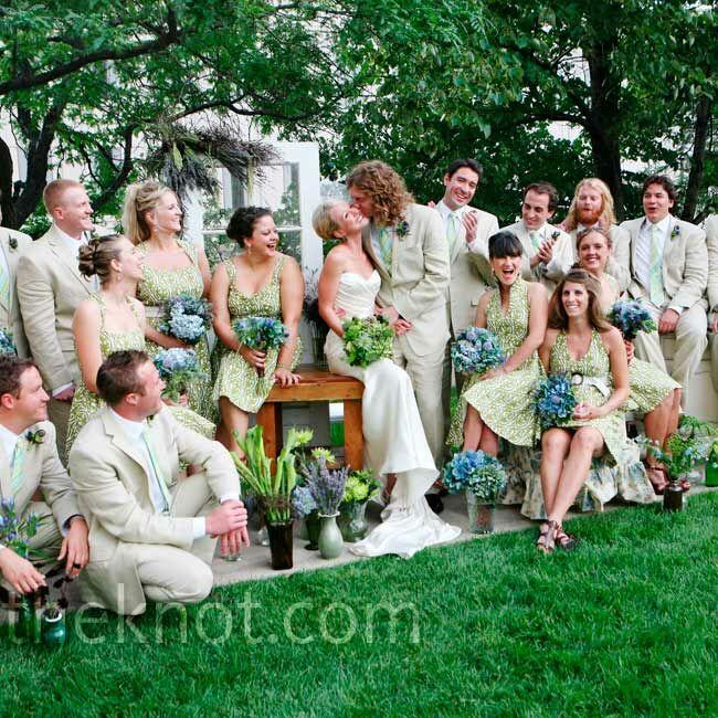 A Vintage Wedding In Denver, CO