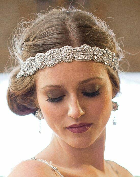 Laura Jayne Elsie Hair Ribbon, Wedding  photo