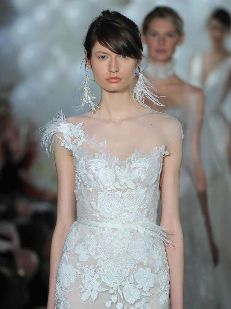 Zwillinger Spring 2018 Collection: Bridal Fashion Week Photos