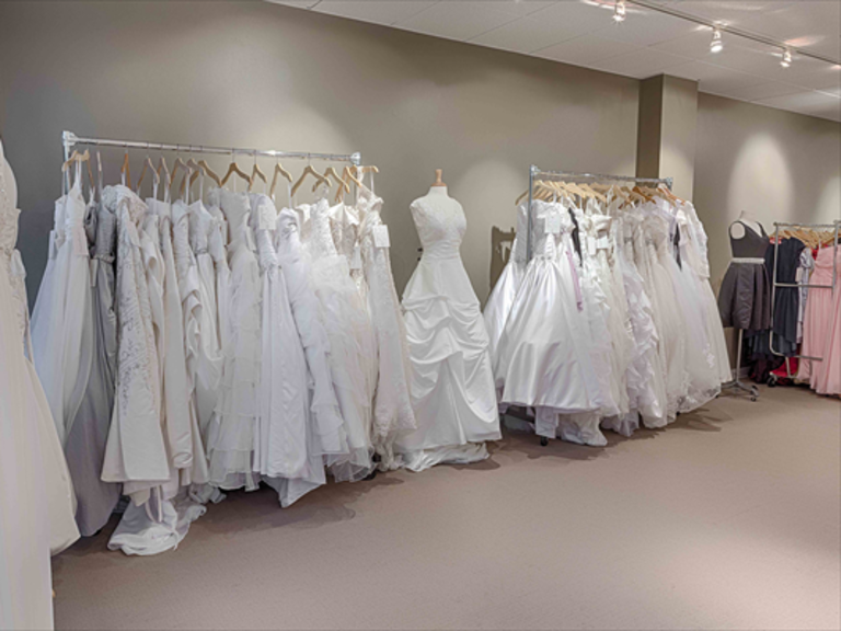 Wedding Dresses in Los Angeles