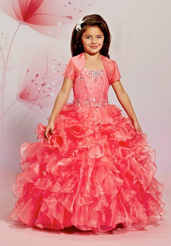 Cupids by Mary's F482 Flower Girl Dress photo
