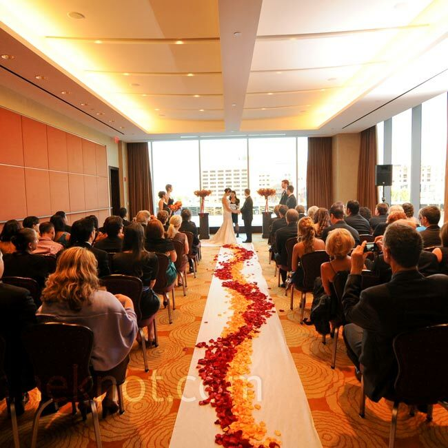 how to become a wedding decorator a modern wedding in boston ma 4896