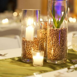 Diy weddings diy wedding ideas real diy wedding centerpieces junglespirit Images