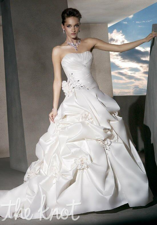 Demetrios 4296 Wedding Dress photo