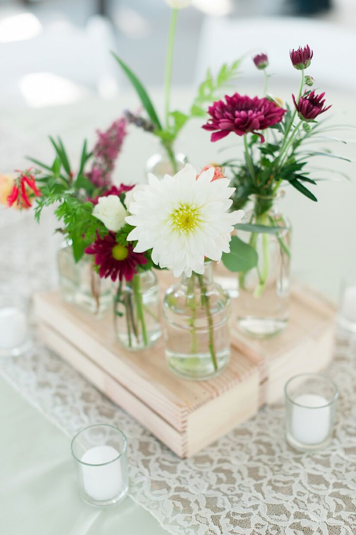 ortment of Gl Vase Flower Arrangements on Wood Crates on glasses for centerpieces, small table vases, butterflies for centerpieces, small clear bud vases, mugs for centerpieces, frames for centerpieces, jars for centerpieces, bowls for centerpieces, lamp shades for centerpieces, glass beads for centerpieces, small centerpiece ideas, small silver vases centerpiece, mirror bases for centerpieces, discounted long vases centerpieces, plates for centerpieces, small purple vases, cups for centerpieces, long vase wedding centerpieces, small ceramic vases, large for centerpieces,
