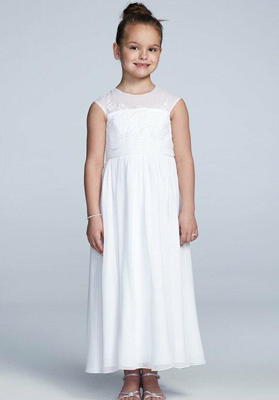 David's Bridal Juniors WG1351 Flower Girl Dress photo