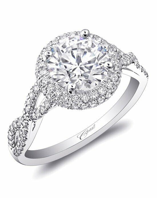 Coast Diamond Charisma Collection - LC5438 Engagement Ring photo