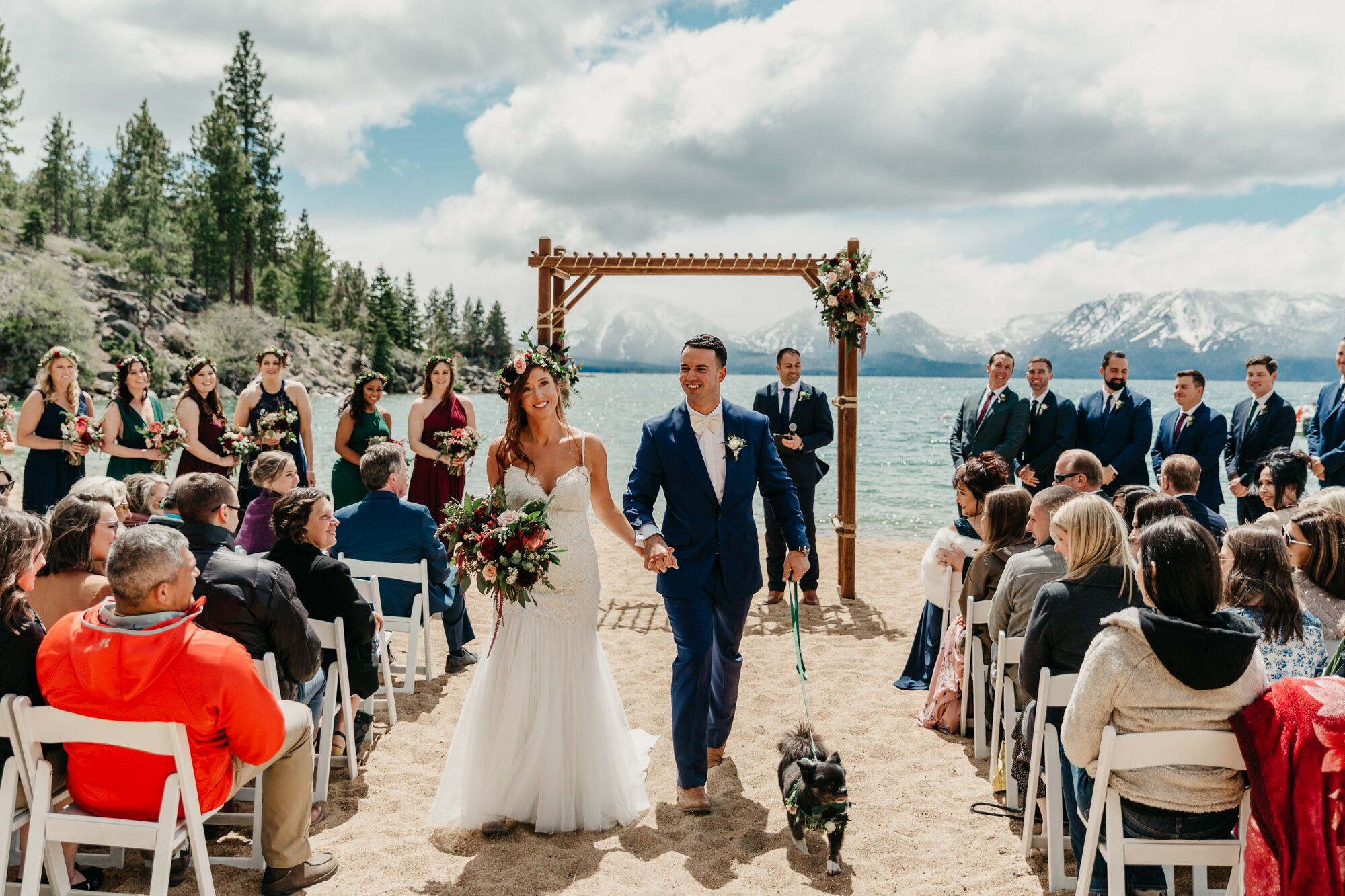Waterfront Recessional At Round Hill Pines Beach In Zephyr Cove Nevada