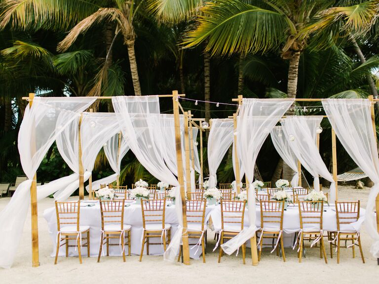 Outdoor Wedding Planning Guide
