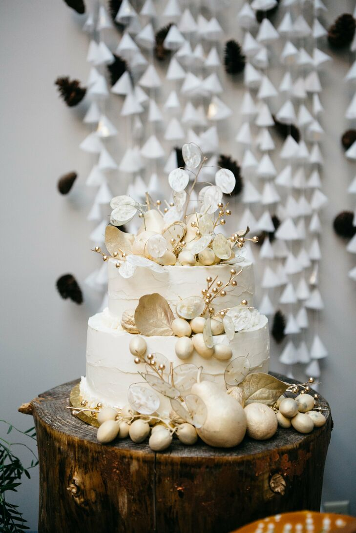 White Chocolate Creme Brulee Cake