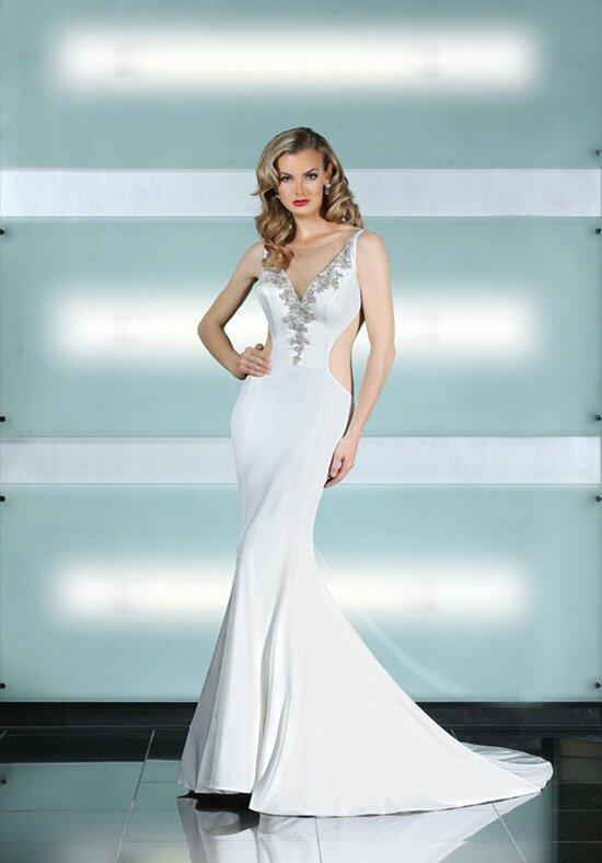 Simone Carvalli 90221 Wedding Dress photo