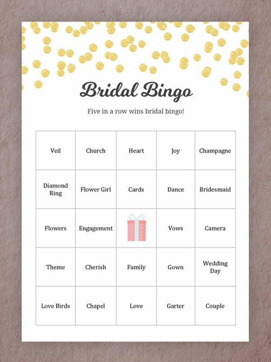15 printable wedding games everyone will love
