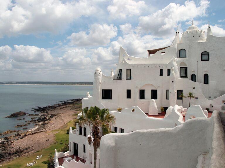 Beach honeymoon Punta del Este Uruguay