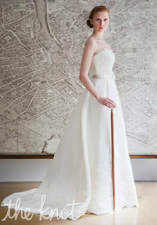 Judd Waddell Viola Wedding Dress photo