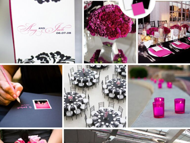 Modern Wedding Color Palettes We Love
