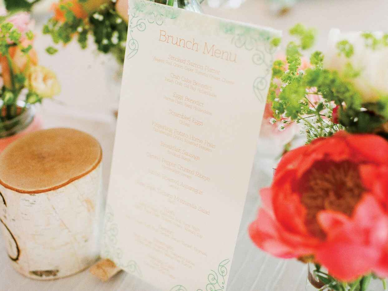 6  Brunch Invitations for The Morning After