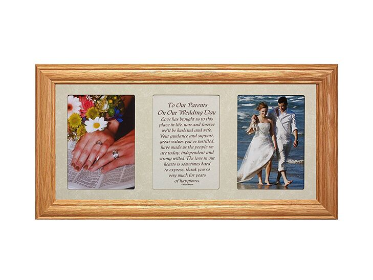 Thank You Gift Ideas For Parents Of The Bride And Groom