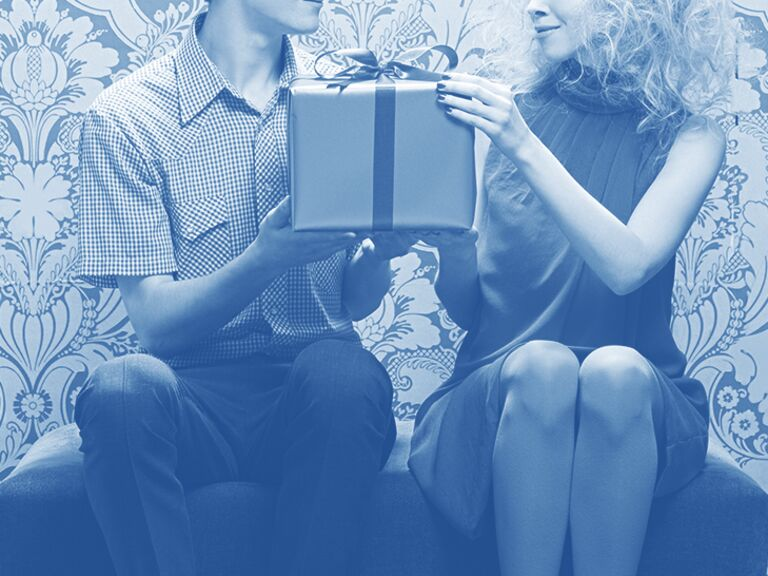 Wedding Gifts From Groom To Bride Etiquette: Bride And Groom Wedding Gift Exchange?
