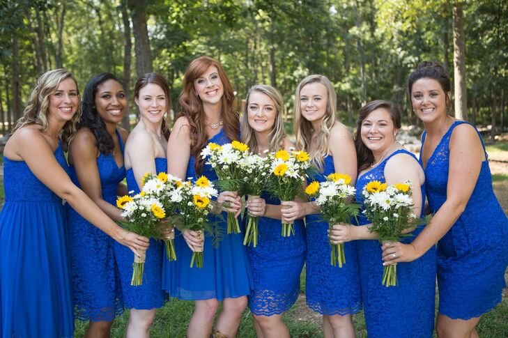 A Rustic Wedding At Saddle Woods Farm In Murfreesboro