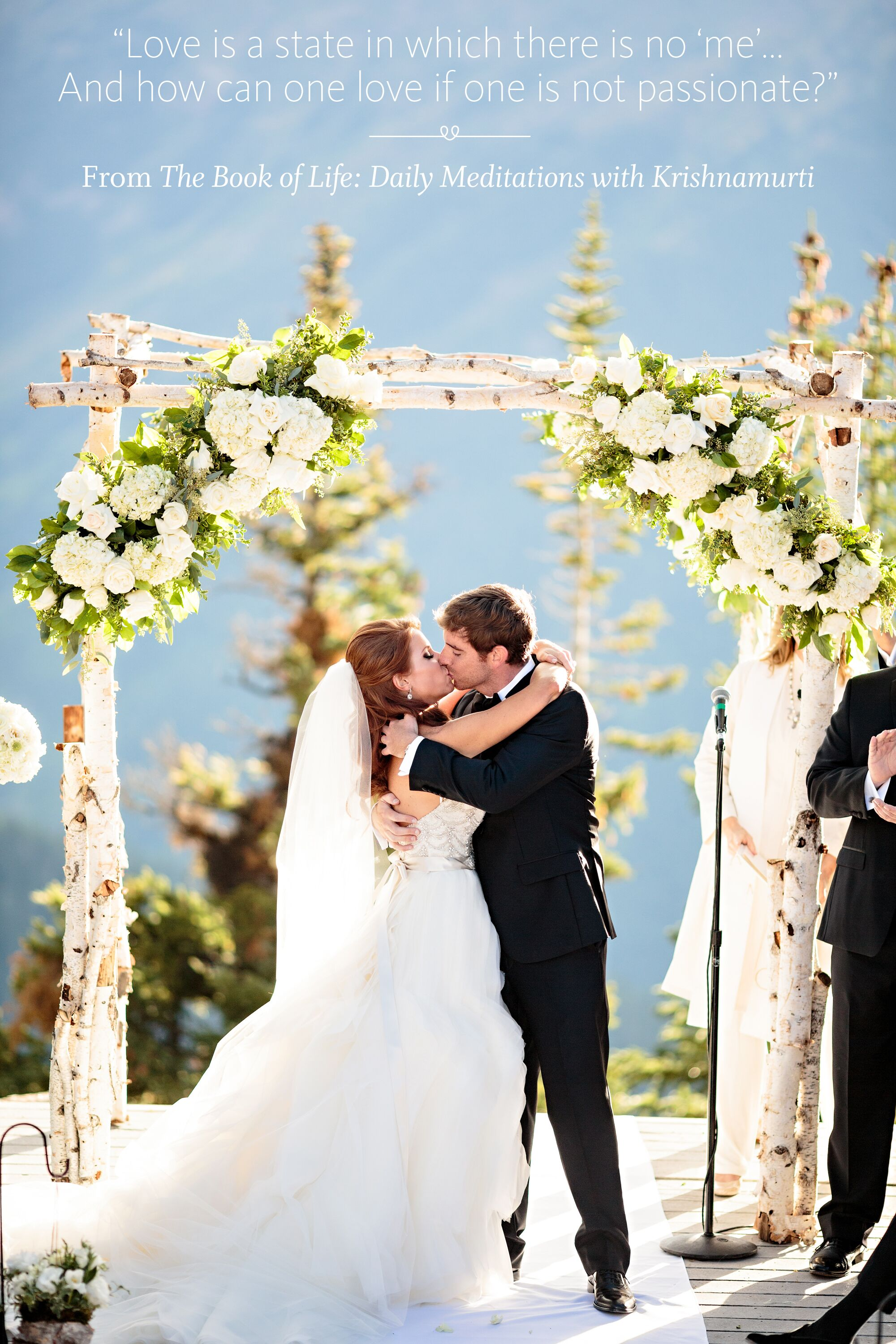 20 realistic vows that I would like to hear at my wedding