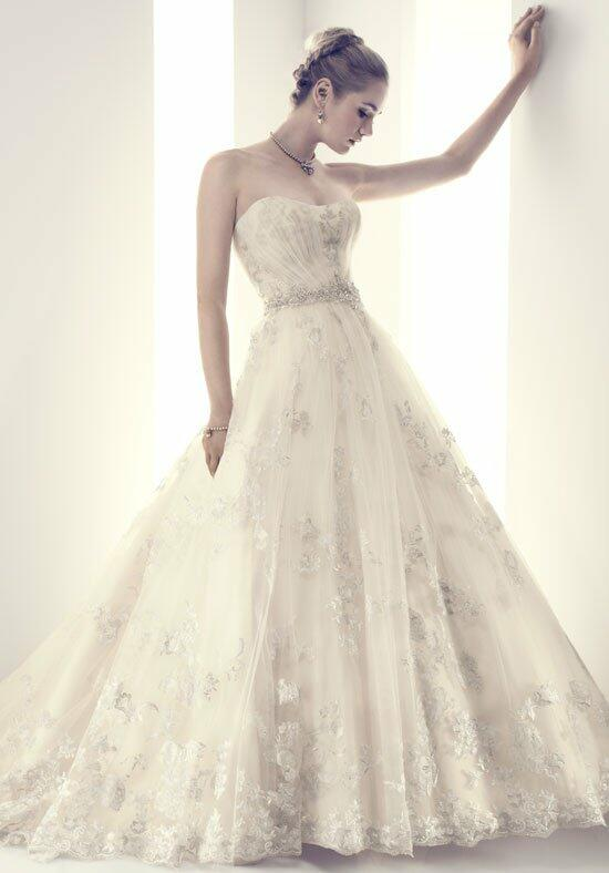 CB Couture B081 Wedding Dress photo