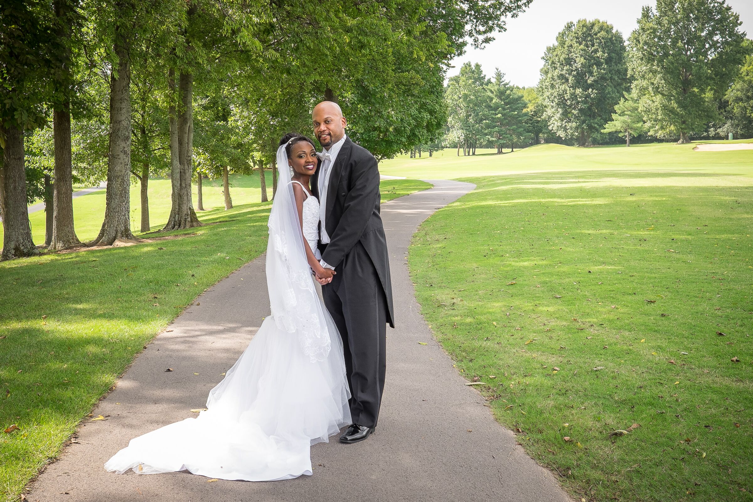 A chic romantic wedding at hermitage golf course in old for A new day salon hermitage tn