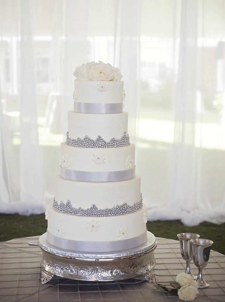 Wedding Cake Rome Ny