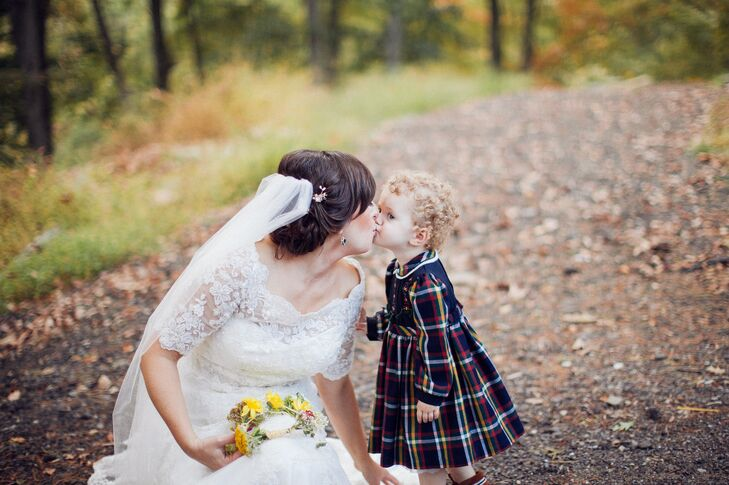 A Vintage Summer Camp Wedding At Baker Camp In Sloatsburg